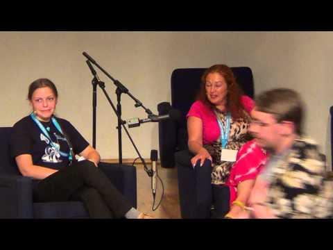 Crystal Fair 2014: Interview of Tabitha St. Germain