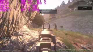 ARMA 3 Alpha Gameplay - GTX Titan SLI - Ultra settings 1920x1080