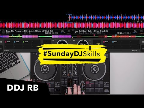 Pioneer DDJ RB - Mixing 3 Different Genres - Performance Mix