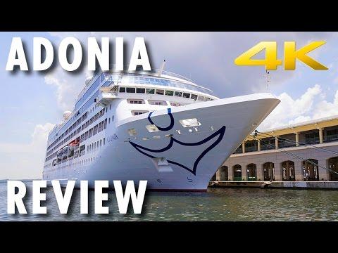 Adonia Tour & Review ~ Fathom ~ Cruise Ship Tour & Review ...