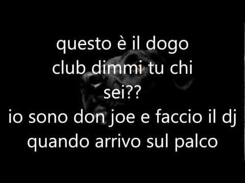 club dogo - spaccotutto + testo