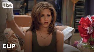 Friends: Rachel Finds Out (Season 1 Clip) | TBS
