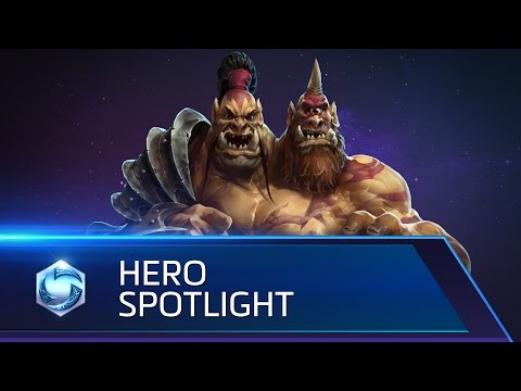 Cho'Gall Spotlight - Heroes of the Storm