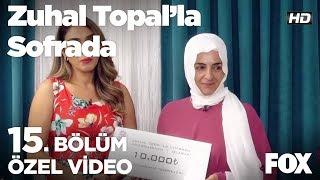 Haftanın kazananı belli oldu!  Zuhal Topal'la Sofrada 15. Bölüm