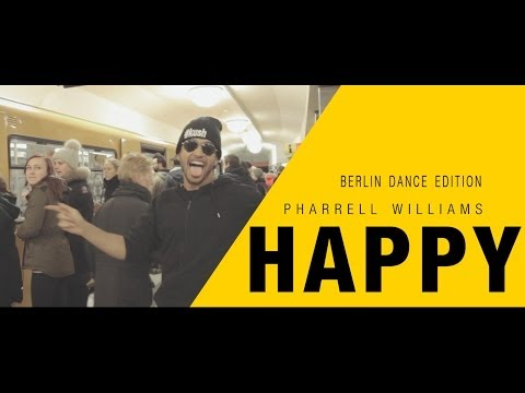 Pharrell Williams - Happy [Berlin Dance Edition]