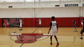 Limitless 2022 Tony vs Big 3 Basketball 1st half