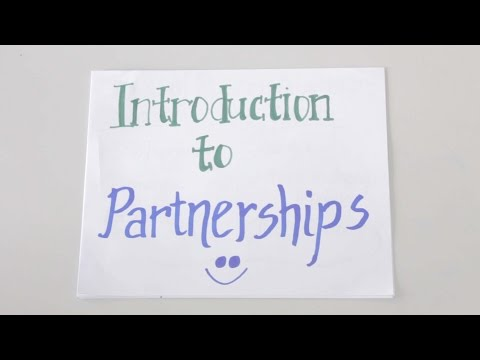 ACCTBA2 - Introduction to Partnerships