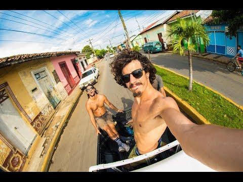Skating in Centro America 4/4 Nicaragua!!