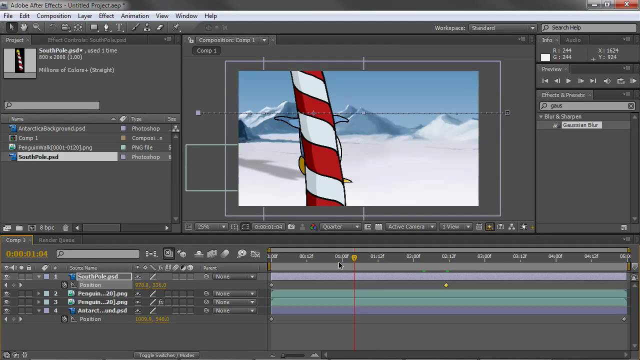Adobe After Effects Tutorials Free – Basics, Motion ...