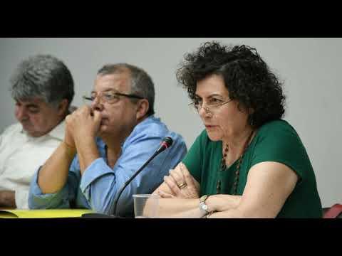 Η Ν.Βαλαβάνη συζητά με τον Γ.Ψάλτη στο ρ-φ του Real για την αλληλεγγύη στους Κούρδους και τον συριακό λαό μετά την τουρκική εισβολή στη Συρία, 24.10.2019