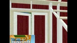 How To Make A Chicken Coop Cheap - Do It Yourself Step By Step Chicken Coop Plans
