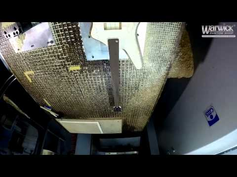 Warwick Custom Shop Masterbuilt - The Making of Rex Brown