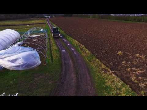 The journey of the cabbage. Home grown veg is best at Carpenters Farm Shop!