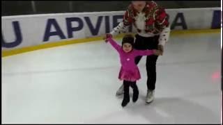 Школа А. Рябинина | IFSS | Летние сборы по фигурному катанию в Латвии | Figure skating camp