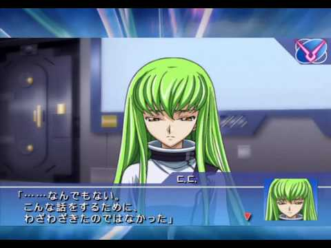Code Geass: Lelouch of the Rebellion Lost Colors PS2 gameplay (part 4 of 4)