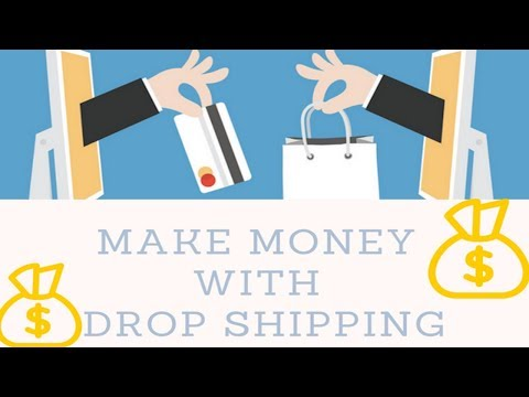 How to Make Money With an Online Drop Shipping Business | How to Start a Drop Shipping Business