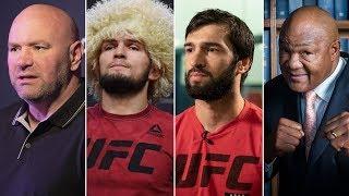 Хабиб остается в UFC, Тухугов под вопросом/ Форман разочаровался в Головкине