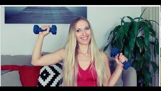 Важность силовых тренировок для девушек (особенно после 30)