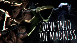 Gambar cover [SFM LITTLE NIGHTMARES] Dive Into The Madness - Little Nightmares Rap by Dan Bull