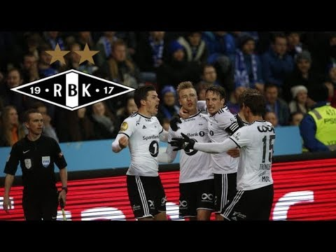 Rosenborg - molde 4-0 Highlights 2018 HD
