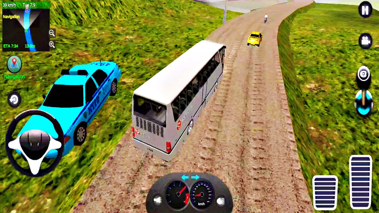 Car Simulator 2 - Offroad Bus Simulator 2020 Ultimate Mountain Drive 4 | Android ios Gameplay