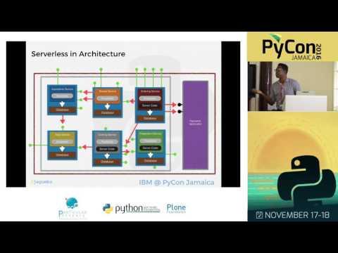 Image from DIY Serverless Platform with Python3 and Docker