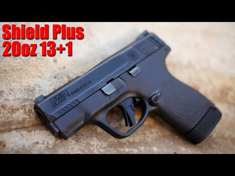 S&W M&P Shield Plus 1000 Round Review: The Best Micro Pistol