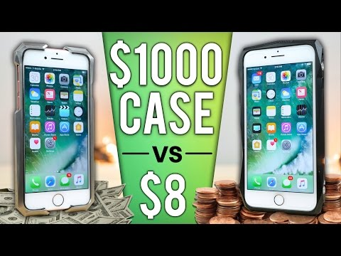 $8-iphone-case-vs-$1000-case-drop-test!