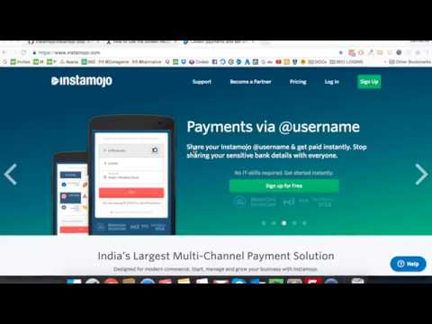 Instamojo Payment Gateway Tutorial PHP - Full Integration