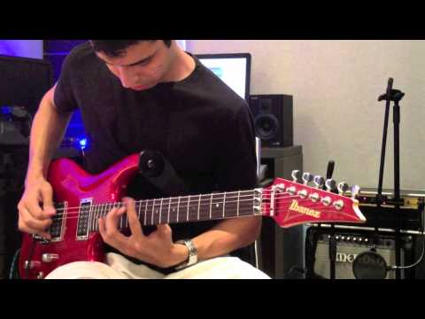 Crystal Planet - Joe Satriani | Cover Version