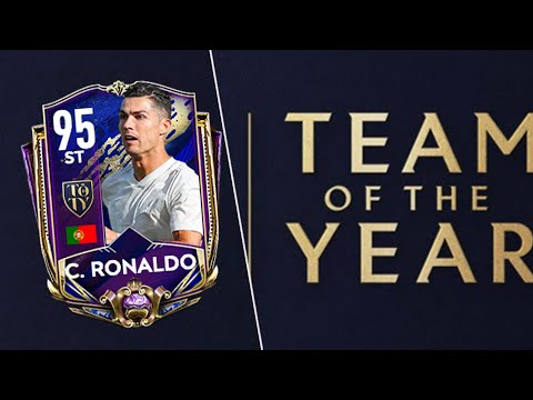 We Packed UTOTY Ronaldo In A 2% Chance Pack! FIFA Mobile 20 Pack King Is Back!