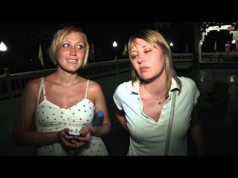 Thaijenter, nei takk. Russiske jenter om forholdet til Thailand. (Russian girls' view on Pattaya)