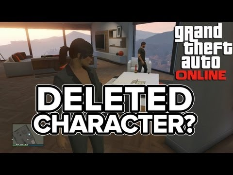 GTA Online Character Deleted? How To Avoid Losing Characters and Loot
