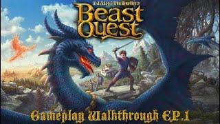 Beast Quest (PS4) | Gameplay Walkthrough Episode 1