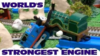 Thomas and friends : World's Strongest Engine | Thomas & friends