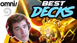 Firebat - Kobolds & Catacombs Murloc Paladin Deck Analysis & Gameplay