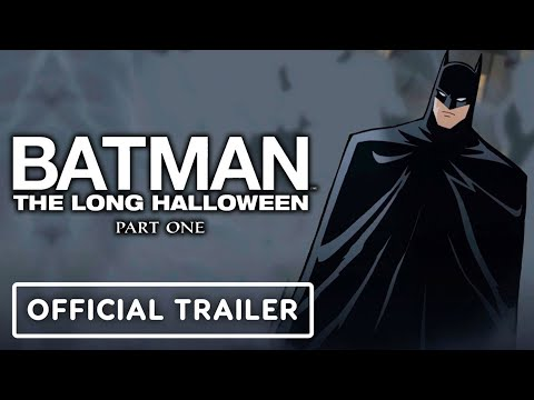 Batman: The Long Halloween, Part One – Official Exclusive Trailer (2021) Jensen Ackles, Naya Rivera