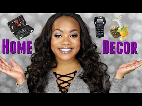 Download Youtube: Home Decor Haul #2 | We're Building A House!!