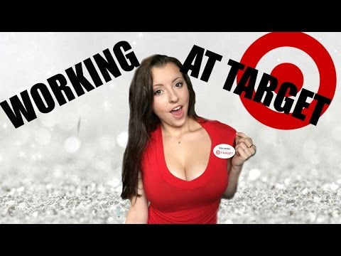 WHAT IT WAS LIKE TO WORK AT TARGET!   MY TARGET EXPERIENCE   FIRST JOB STORY TIME