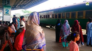 Railway Journey Jhelum To Lahore Pakistan Travel by Train 2019