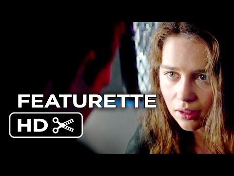 Terminator Genisys Featurette - Sarah Connor (2015) - Emilia Clarke Movie HD