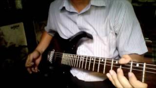 Hướng dẫn Solo guitar đơn giản cho chủ âm trưởng và thứ
