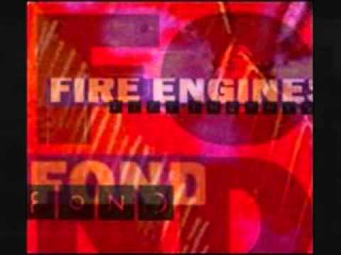 The Fire Engines - We Don't Need This Fascist Groove Thing
