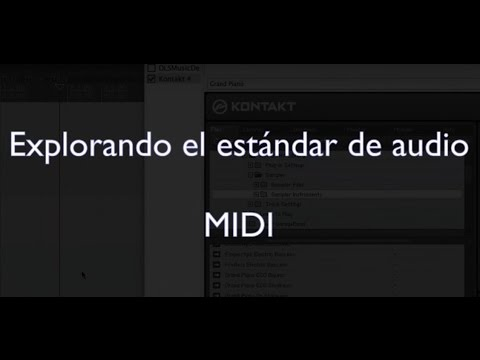 ¿Qué es el MIDI? Explorando el estándar de audio MIDI