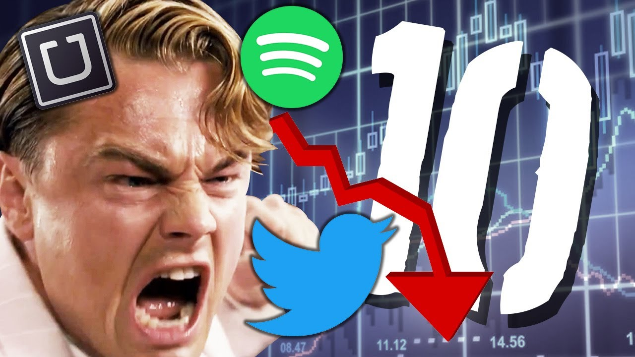 10 znanych firm, które wkrótce mogą zbankrutować[TOPOWA DYCHA]