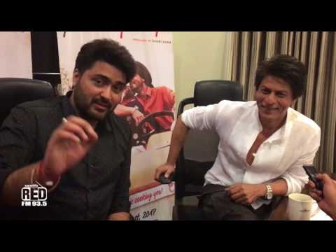 Exclusive interview of Shah Rukh Khan talking about Jab Harry Met Sejal with Rj Abhi