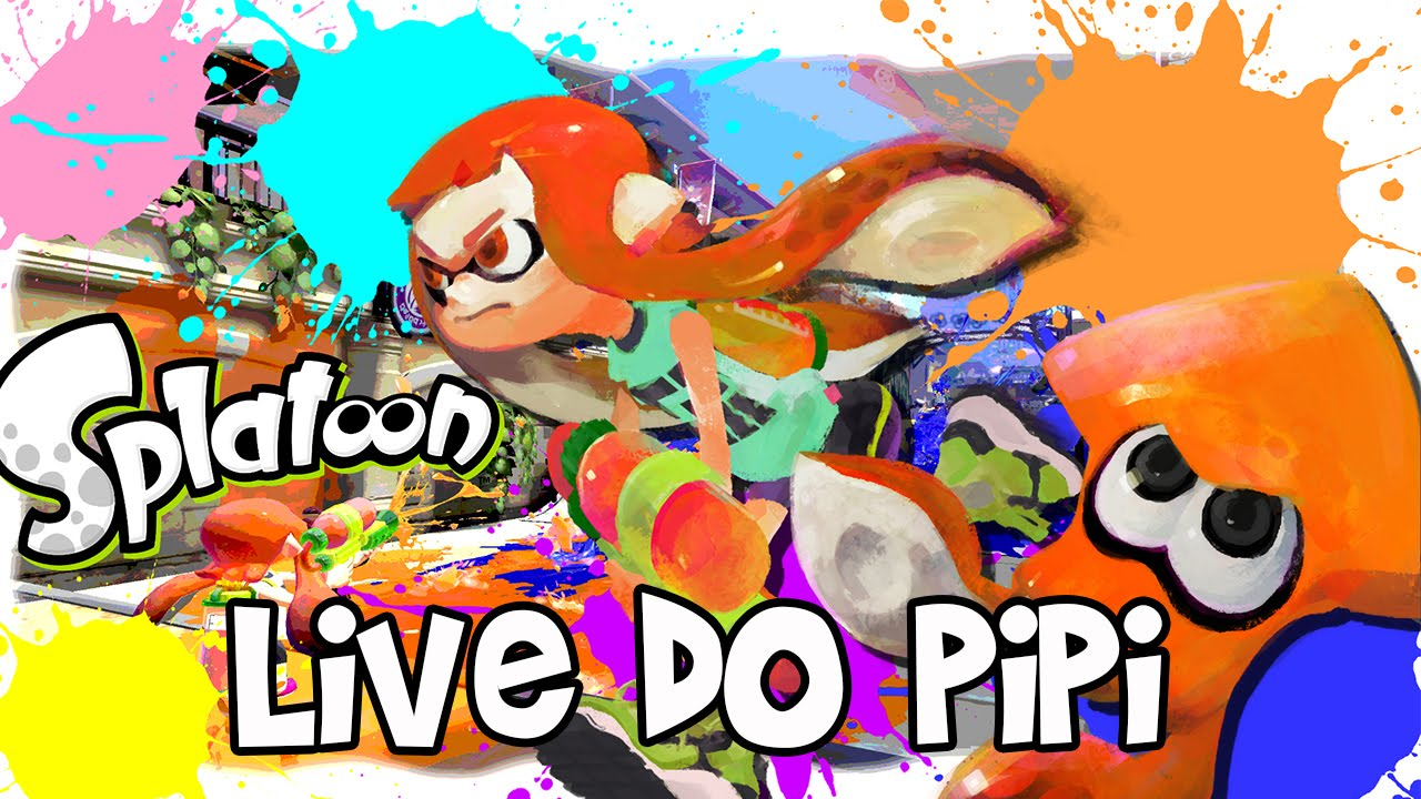 Nintendo Missed a Big opportunity with Splatoon at the ...  |Splatoon Wii