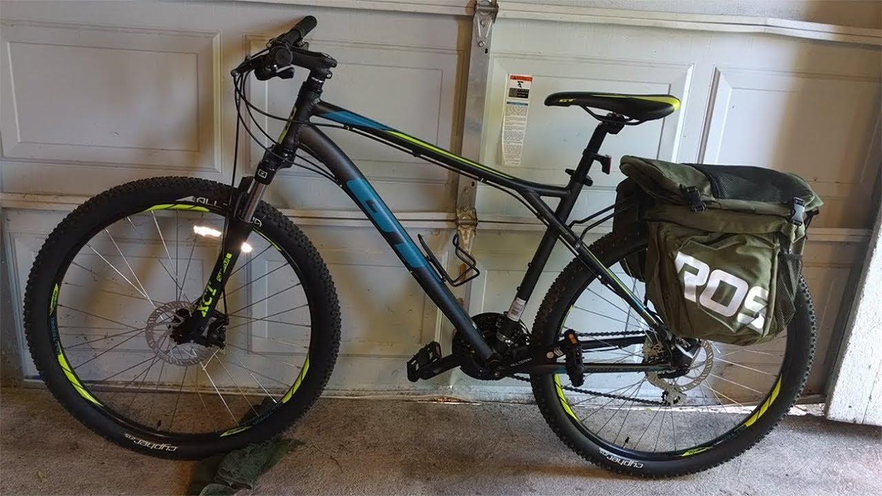 0b5a94587 Gt Aggressor pro mountain bike mods pt. 1 - YouTube