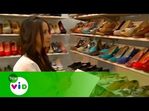 Coralina, Diseño De Zapatos - Tele VID