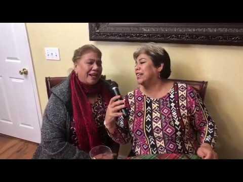 Mi Madre Cantando 🎤 Karaoke || Fuego en La Cocina